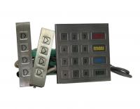 PIN PAD с боковыми кнопками